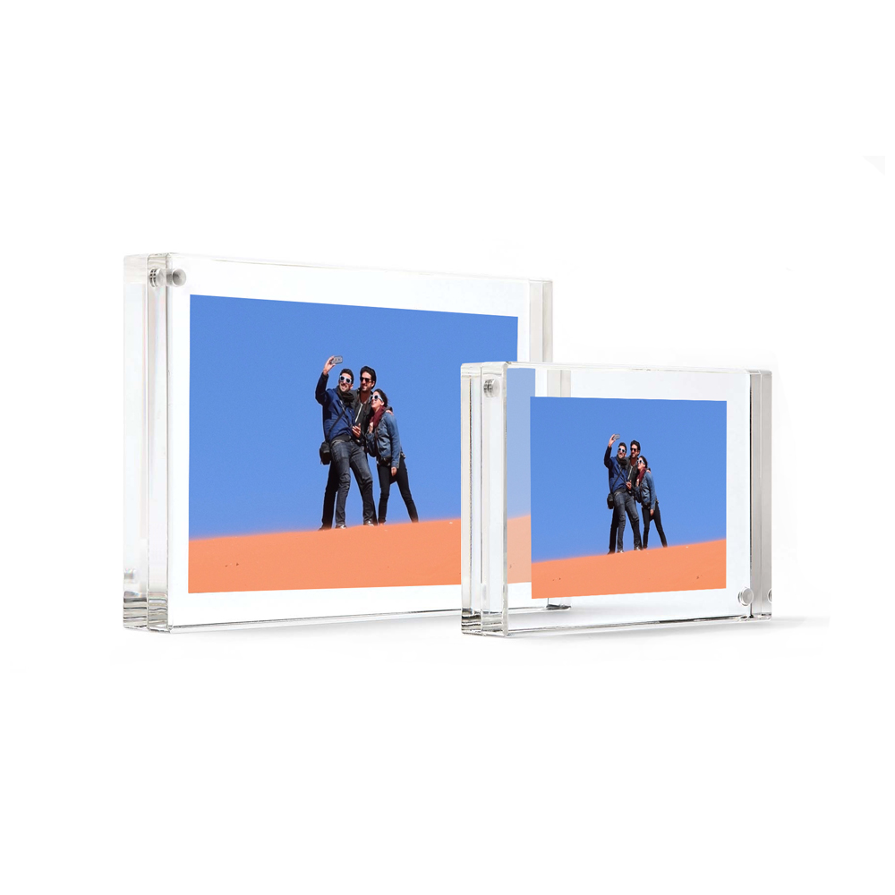 Fernet Canvas with Magnetic Frame