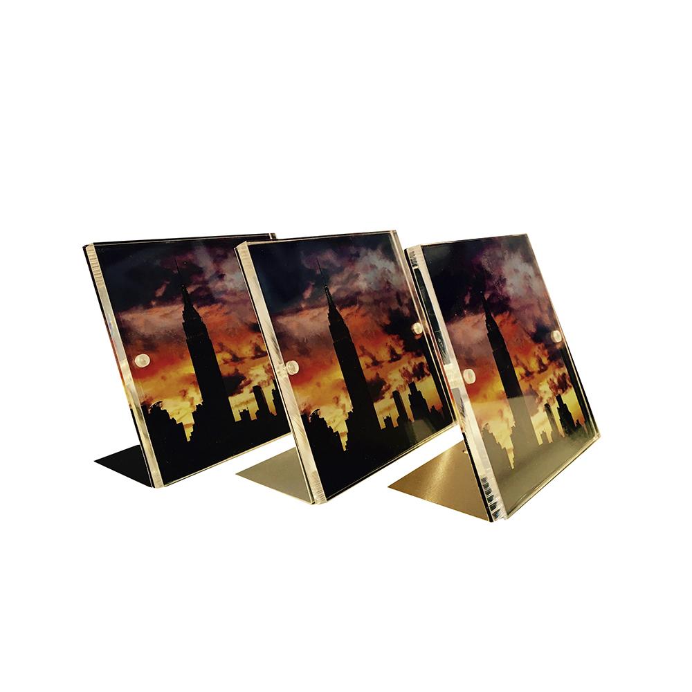 Steel Back Magnet Frame