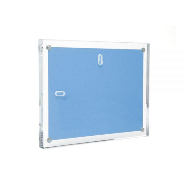 Wall Magnet Frame - back side