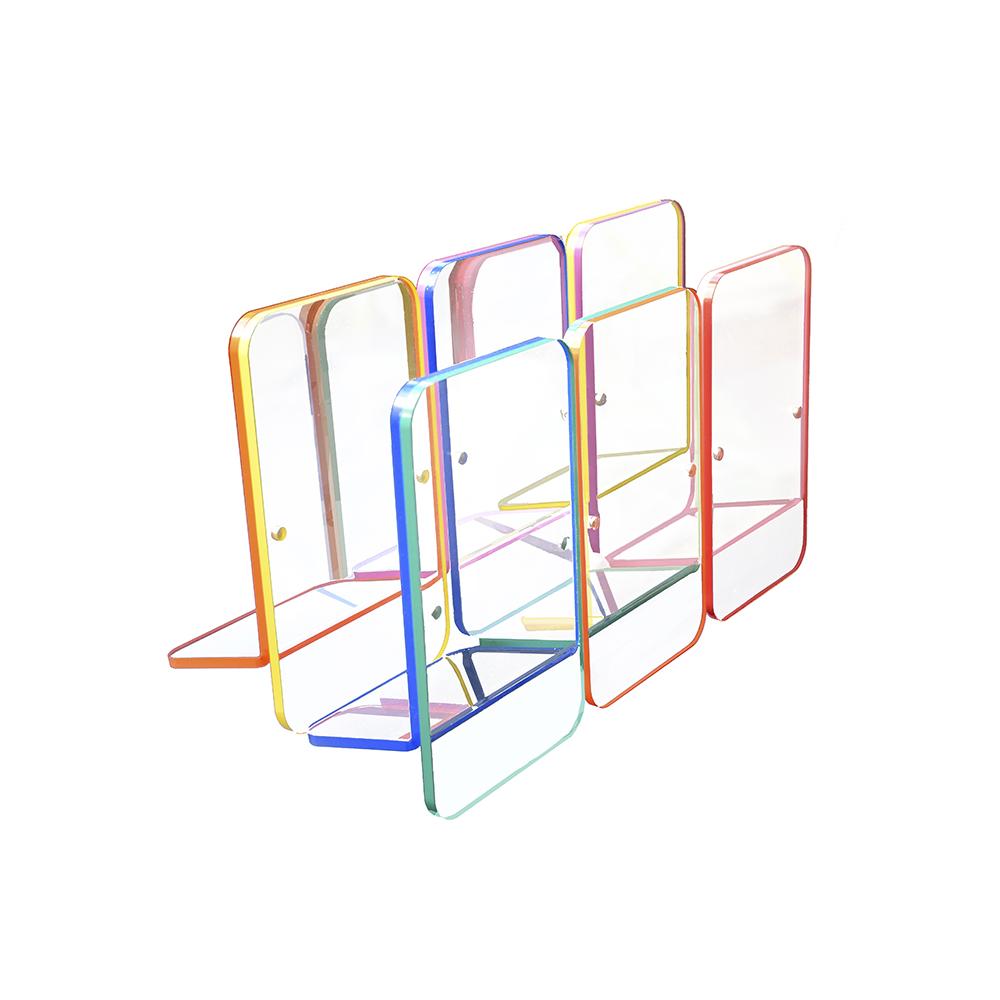 Colorful Magnet Frames
