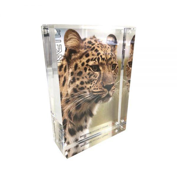 Prestige Magnet Frame - clear