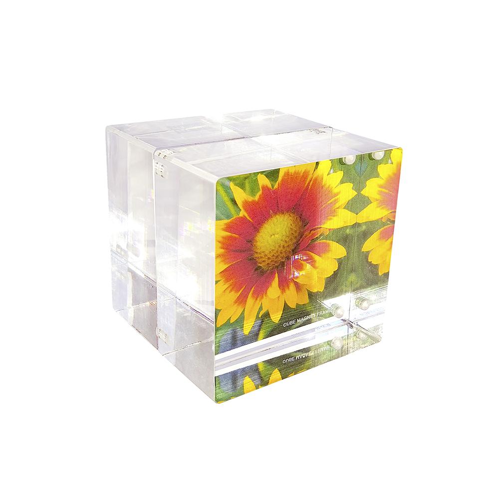 Cube Magnet Frame